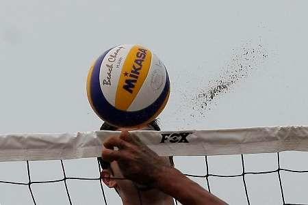 عنوان نهم مشترک مردان جهان برای والیبال ساحلی ایران