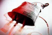 ۲۵ درصد خون های اهدایی از گروههای منفی بودند