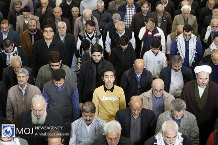 نماز جمعه تهران - ۱ آذر ۱۳۹۸