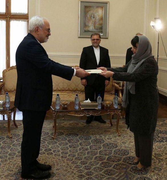 تقدیم استوارنامه سفیر جدید اسلوونی/ خداحافظی سفیر اتریش