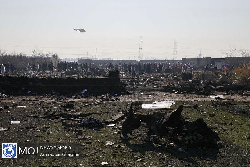 شناسایی ۱۲۳ تن از جانباختگان سقوط هواپیمای اوکراینی + اسامی