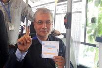 با مشارکت در انتخابات میتوان آرزوها و آمال خود را برای ایران رقم زد