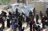 بیش از 90 هزار تن، غوطه شرقی را ترک کردند