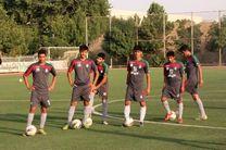 تیم ملی نوجوانان در آستانه شروع مسابقات قهرمانی آسیا بلاتکلیف است