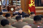 رهبر کره شمالی خواستار تقویت ارتش این کشور شد