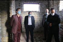 افتتاح برخی پروژه های ورزشی شهرداری یزد در بهار 1400