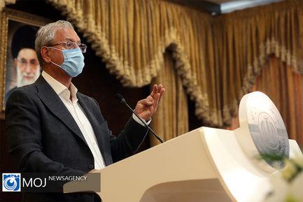 نشست خبری سخنگوی دولت - ۲۲ تیر ۱۴۰۰