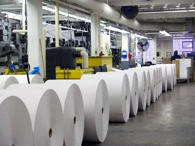 افزایش ۳۵ درصدی تولید انواع کاغذ