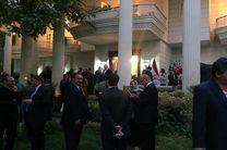 جشن ۶۴ سالگرد پیروزی انقلاب مصر در تهران برگزاری شد