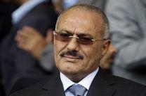 علی عبدالله صالح در راهپیمایی صنعاء علیه تجاوز سعودی ها شرکت کرد