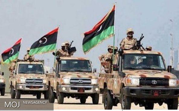 ارتش لیبی کارخانه مواد منفجره سیرت را به کنترل خود درآورد