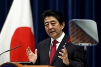 سفر نخست وزیر ژاپن در 22 خرداد به تهران