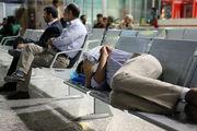3 ساعت تاخیر در پرواز تهران ایلام هواپیمایی ایران ایر