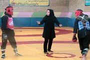 تهران الف قهرمان مسابقات کونگ فو بانوان کشور شد
