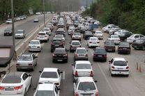 آخرین وضعیت جوی و ترافیکی جاده ها در ۲۴ اردیبهشت ۹۹