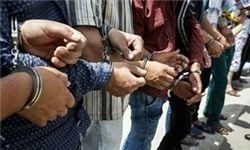 دستگیری 14 نفر از عناصر اصلی فروش مواد مخدر در اصفهان