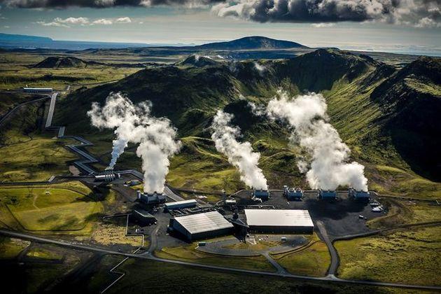 افتتاح اولین نیروگاه انتشار منفی آلاینده دنیا