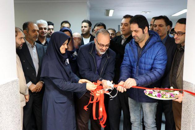 ساختمان اورژانس جدید بیمارستان روحانی افتتاح شد