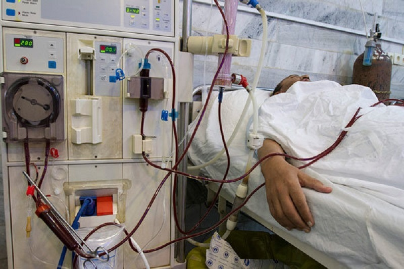 25 دستگاه دیالیز به مناطق سیلزده ارسال شد