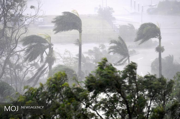 توفان در گلستان با سرعت 70 کیلومتر بر ساعت