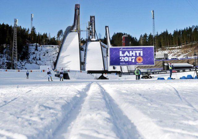 اسکیباز تیم ملی در فنلاند جا ماند