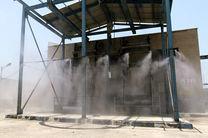 سامانه حذف بو با گاز ازن در ایستگاه فاضلاب بندرعباس راه اندازی شد