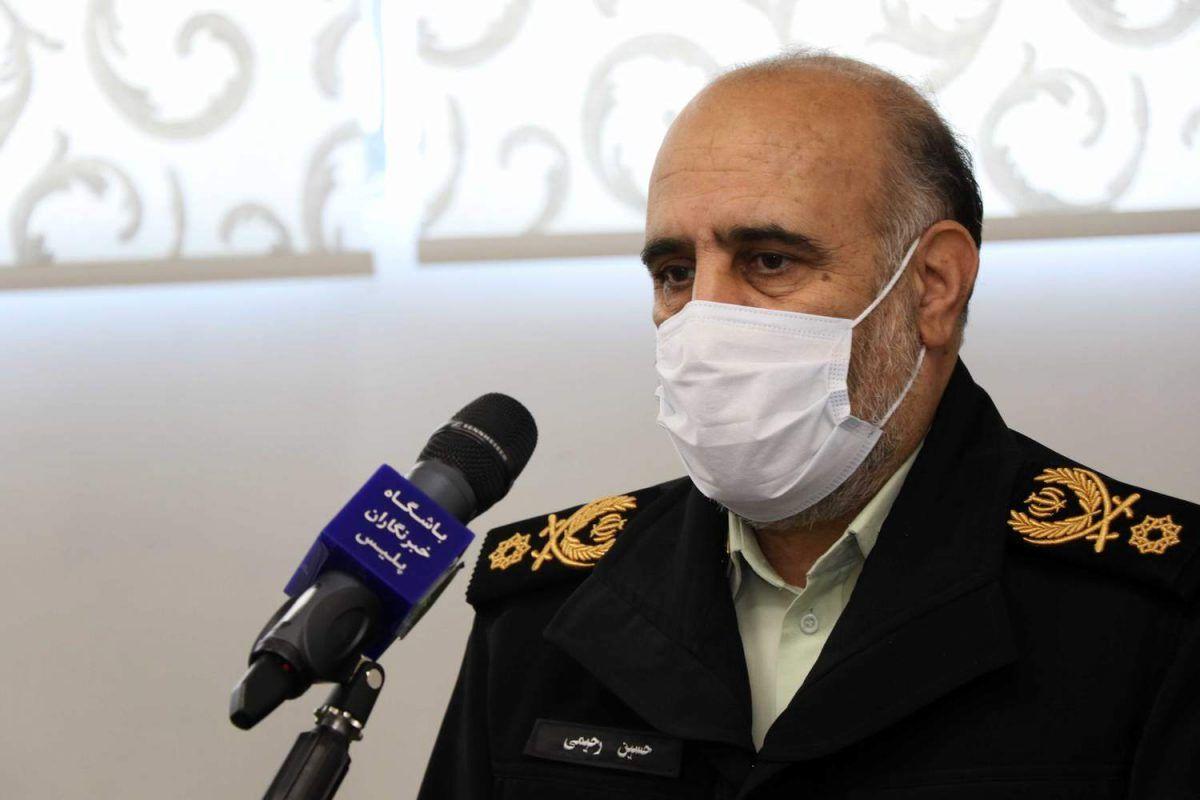 حمله سارقان به خودروی حمل واکسن کرونا در تهران