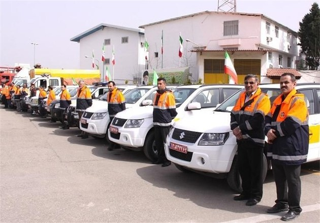 استقرار بیش از 100گروه راهداری تابستانی در جاده های اصفهان