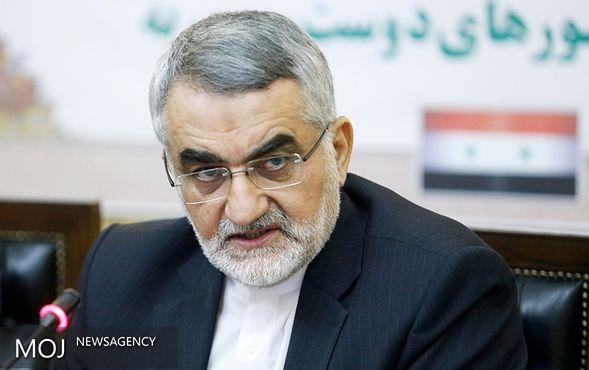 سرنوشت عراق برای ایران اهمیت دارد