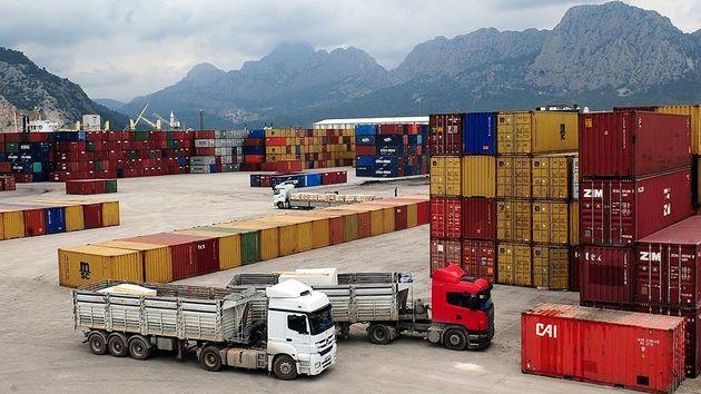 حجم واردات از روسیه به کانال 400 میلیون دلار تنزل کرد