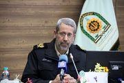 دستگیری باند 3 نفره قاچاق پارچه در اصفهان