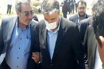 محور چهارخطه در پارس آباد تا پایان دولت افتتاح می شود