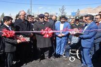 ۱۰۴ پروژه عمرانی همزمان در شهرضا افتتاح شد