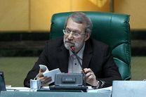 ماموریت لاریجانی به روسای کمیسیونهای اقتصادی مجلس به منظور تحقق اقتصاد مقاومتی