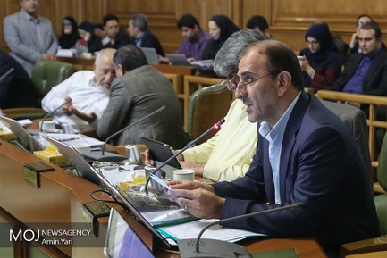 انتخابات هیات رییسه شورای اسلامی شهر تهران