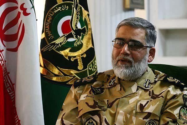 نیروهای مسلح ایران غافلگیر نمی شوند/ امنیت بسیار خوبی در مرزها وجو دارد