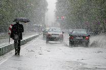 بارش و کاهش دما در یزد ادامه دارد