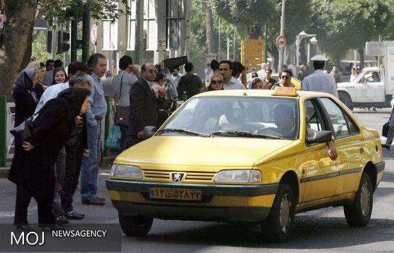 افزایش نرخ کرایه تاکسی در رشت باطل شد