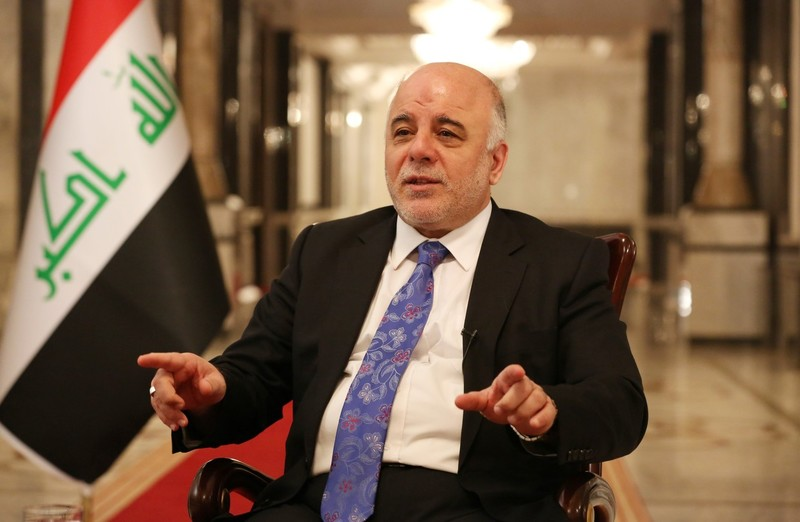 تروریسم فروپاشیده و ما همه خاک عراق را آزاد خواهیم ساخت