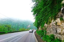 آخرین وضعیت جوی و ترافیکی جاده ها در 11 آبان