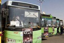 50 درصد اتوبوس ها آماده جابجایی زائران اربعین حسینی است