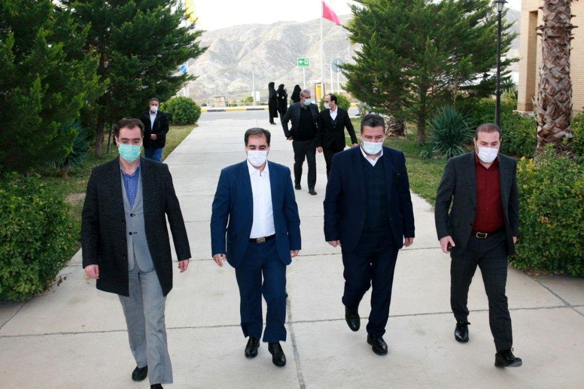 وزارت نفت در امر ورزش و سلامت  به استانهای محروم کمک می کند