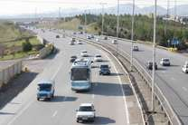 افزایش 51 درصدی ثبت تردد در محورهای مواصلاتی استان اردبیل