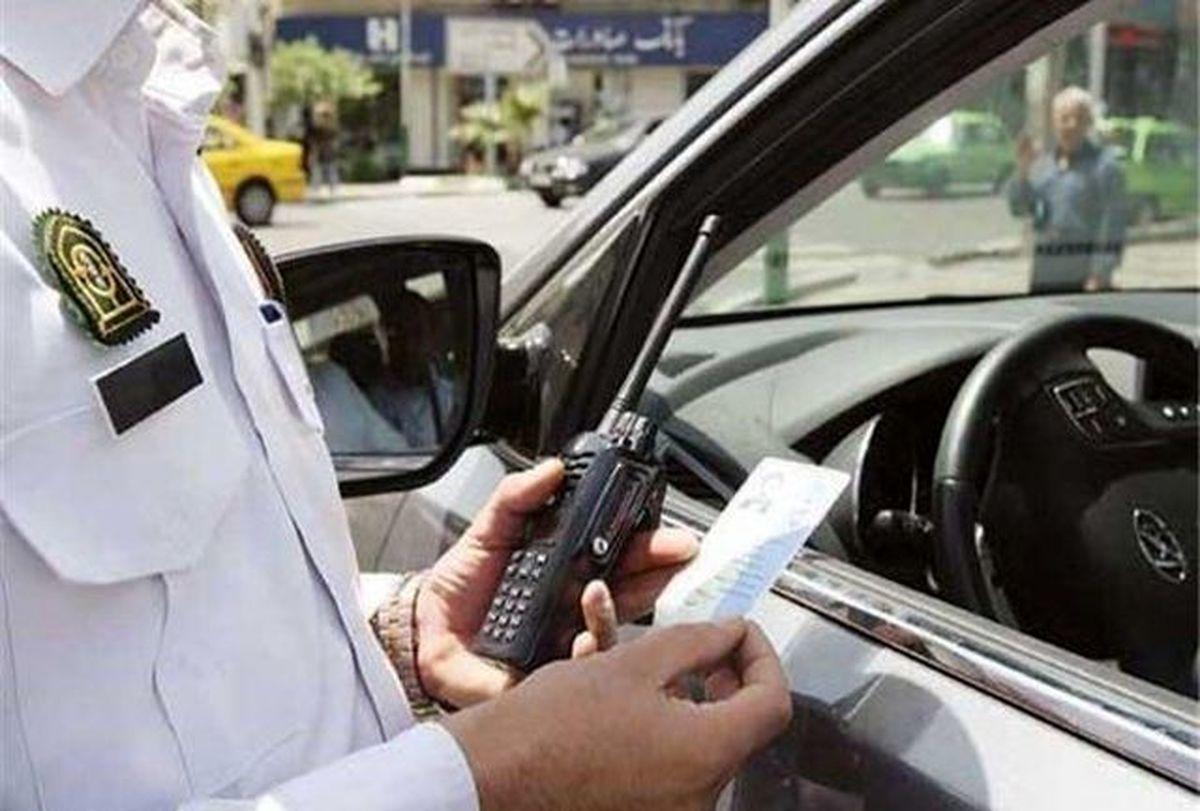 جریمه کرونایی ٨٣٨٠۴ خودرو در شب گذشته توسط نیروی انتظامی