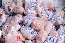 خرید حمایتی 5500 تن مرغ منجمد در استان اصفهان