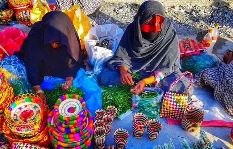 پنجشنبه بازار میناب بزرگترین بازار سنتی هرمزگان