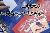 ثبت نام 870 نامزد انتخابات شوراها در شهرستان ساری