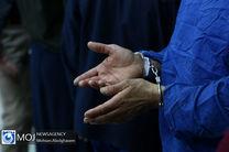 زورگیران کارت های عابربانک دستگیر شدند