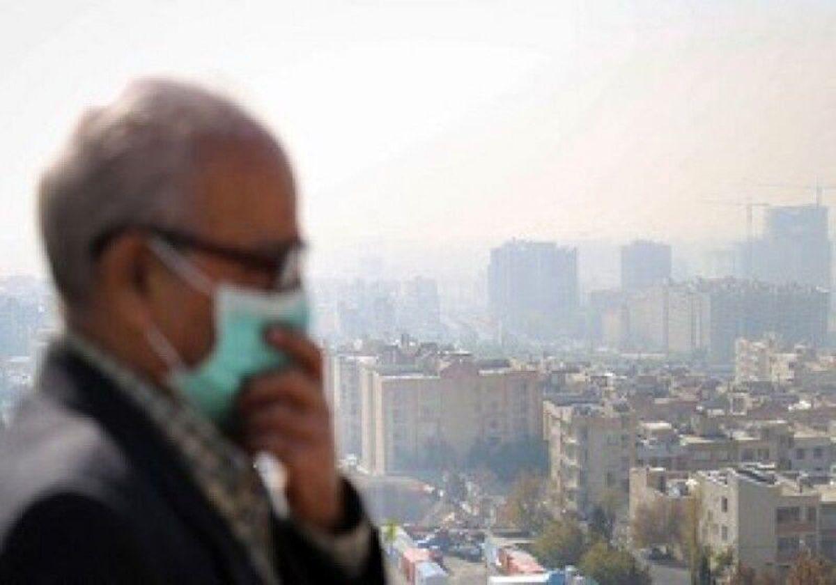 هوای اصفهان همچنان ناسالم برای گروه های حساس/ شاخص کیفیت هوا 147