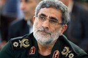 آمریکا فرمانده جدید نیروی قدس سپاه را به ترور تهدید کرد